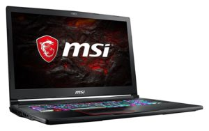 MSI GE73VR 7RE-043DE Raider 17 zoll laptop