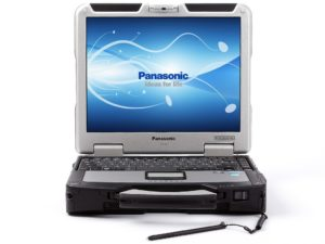 Panasonic ToughBook CF-31 Outdoor Notebook Generation