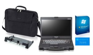 Refurbished Panasonic Toughbook CF-53 Outdoor Laptop Test