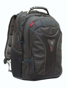 Wenger Carbon Laptop Rucksack Test